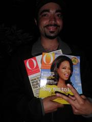 Oprah Winfrey Network Fan - Sin City