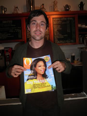Oprah Winfrey Network Fan - Cafe San Francisco
