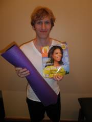 Oprah Winfrey - Yoga