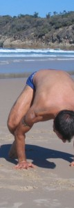 Hatha Flow Yoga Teacher - Paul Tucci