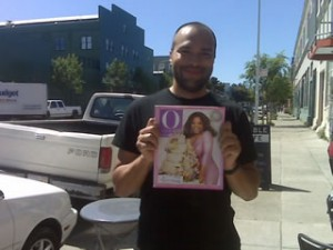 Gay Oprah Fan - San Francisco